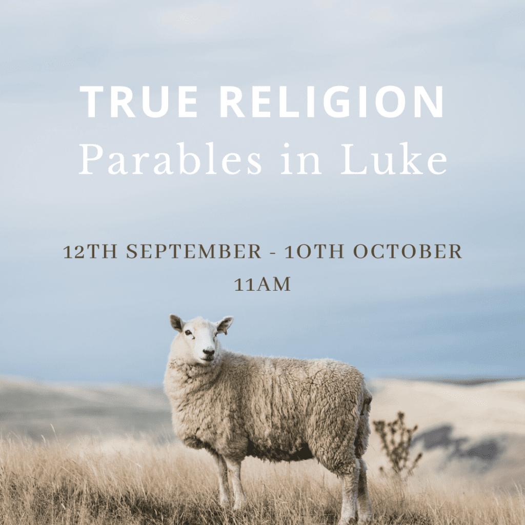 Luke-True-Religon